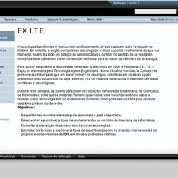 Projectos de Responsabilidade Social - Educação - EX.I.T.E.