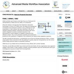 Advanced Media Workflow Association