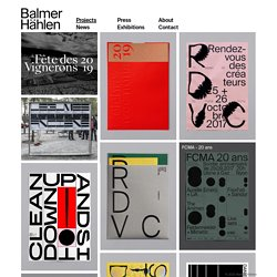 Projects Archive - Balmer Hählen