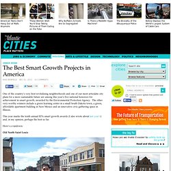 The Best Smart Growth Projects in America - Housing