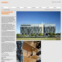 Projects - Ecosciences Precinct