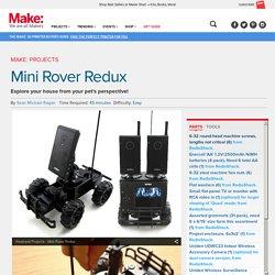 Mini Rover Redux
