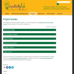 Projects for grades K-12