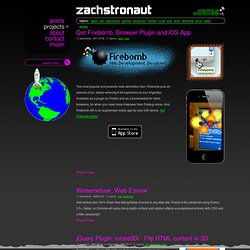 Zachary Johnson in Cyberspace - pro - zachstronaut