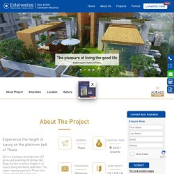 Property in Thane – Edelweiss Home Search