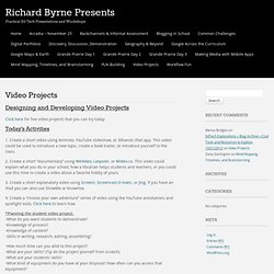 Richard Byrne Presents