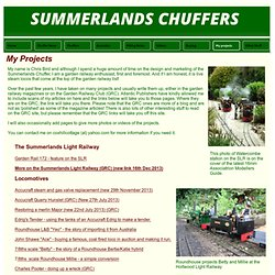 My projects - summerlands-chuffer.co.uk