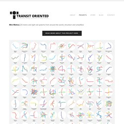 Projects — Transit Oriented