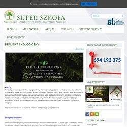 Projekt ekologiczny
