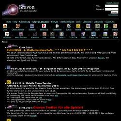 Projekt Gravon