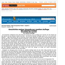 Projekt Gutenberg-DE - SPIEGEL ONLINE