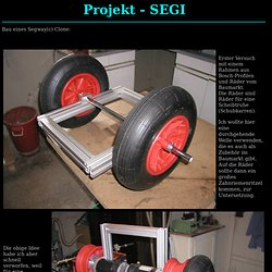 Projekt SEGI