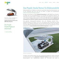 Das Projekt, die Ziele und EIGHTs Beitrag - EIGHT an der BMW Welt
