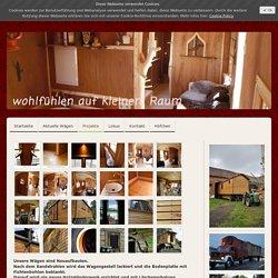 Projekte - Bauwagen Zirkuswagen Tiny Houses kaufen verkaufen