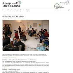 Projekttage und Workshops