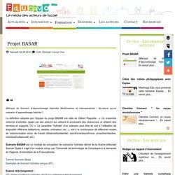 Projet BASAR