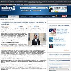 Le projet de loi de consommation rate le coche sur l'IP Tracking et la vente liée