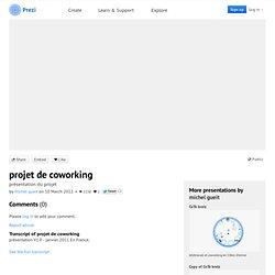 projet de coworking à Reims by michel gueit on Prezi