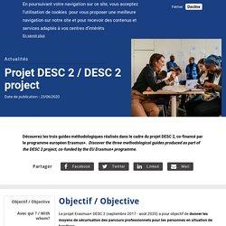 Projet DESC 2 / DESC 2 project