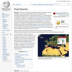 Projet Desertec