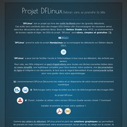 Projet DFLinux