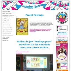 Projet Feelings - Enchantons l'école !