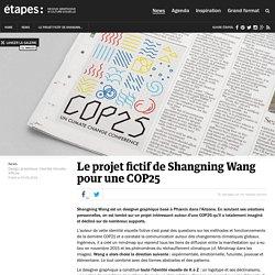 Le projet fictif de Shangning Wang pour une COP25