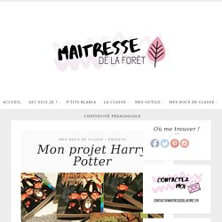 Mon projet Harry Potter