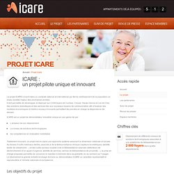 Projet Icare » Icare