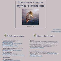 * Projet autour de l'imaginaire, mythes et mythologie *