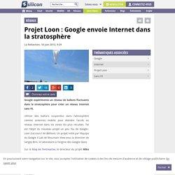 Projet Loon : Google envoie Internet dans la stratosphère