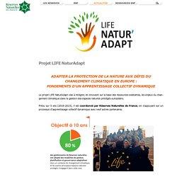 Projet LIFE NaturAdapt