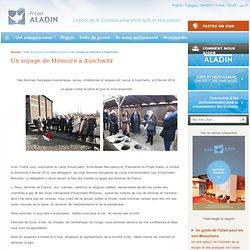 Des femmes françaises à Auschwitz le 9 février 2014