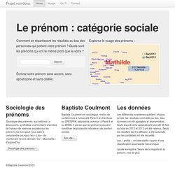 Projet mentions