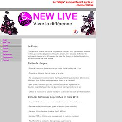 Projet - NEW LIVE