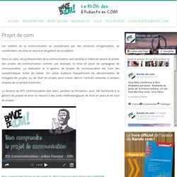 Projet et pratiques de la communication