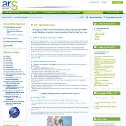 Projet régional de santé