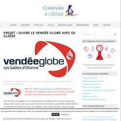 Projet : Suivre le Vendée Globe avec sa classe – Charivari à l'école