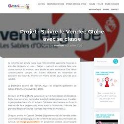 Projet : Suivre le Vendée Globe avec sa classe