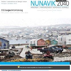 Nunavik 2040 population inuit réchauffement climatique