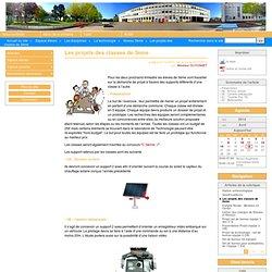 Les projets des classes de 3ème - Site du collège Jean Monnet (Lusignan)