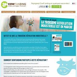 Projets crowdfunding 3eme RI