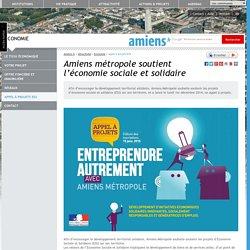 appel à projets ESS<Economie<Attractivité < Amiens.fr