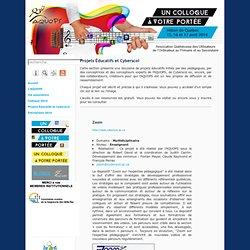 AQUOPS Projets éducatifs et Cyberscol