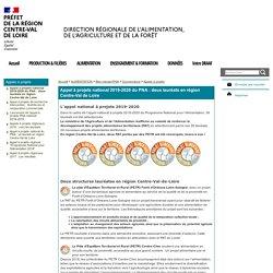 DRAAF CENTRE 23/10/20 Appel à projets national 2019-2020 du PNA : deux lauréats en région Centre-Val de Loire