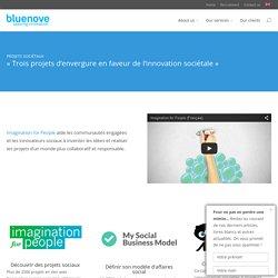 Projets sociétaux - bluenove
