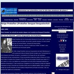Prokofiev - pianobleu.com
