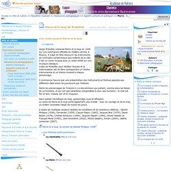Pierre et le loup de Prokofiev - Page 2/2 - Pédagogie - Direction des services départementaux de l'éducation nationale du 16