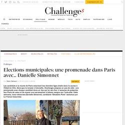 Une promenade dans Paris avec… Danielle Simonnet
