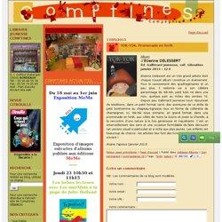 YOK-YOK. Promenade en forêt : Librairie jeunesse Comptines à Bordeaux
